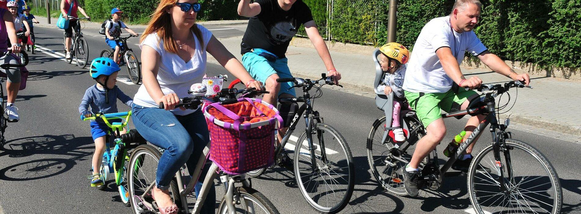 Zapraszamy do udziału w rajdzie rowerowym w ramach ETZT w Świdnicy