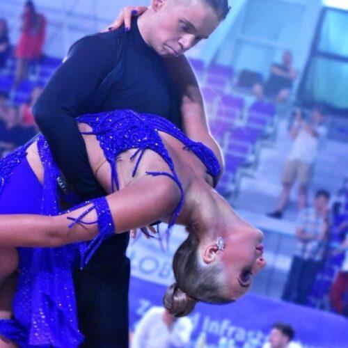Sukcesy taneczne Michała Draba – ucznia LO w Świebodzicach